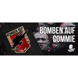 """Футболка BonMart """"Bomben Auf Commie"""""""