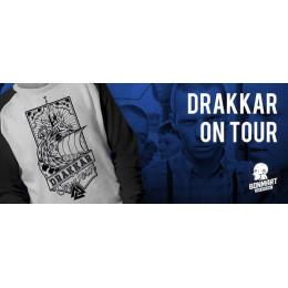 """Свитшот BonMart """"Drakkar on tour"""""""