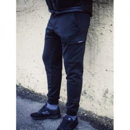 Спортивные штаны HardTimes темно-синие