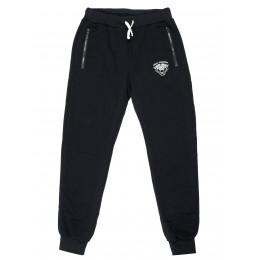 Мужские штаны Своя Культура «Tiger» черные