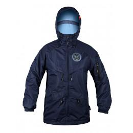 Куртка на молнии Варгградъ мужская тёмно-синяя (без флиса)