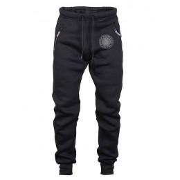 Спорт-брюки Варгградъ «Оттиск Солнца» тёмно-синие
