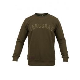 Свитшот Варгградъ (вышивка) «VARGGRAD» хаки